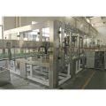 Agua pura Máquina de embotellado de agua mineral para botella de plástico 250-2000ml