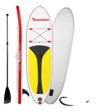 SUNGOOLE Multi-person Stand up Paddle, Board Water Sport PVC Surfboard Sup Inflatable Paddle Surfboard