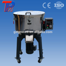 China 100kg small capacity pure copper plastic raw material mixer