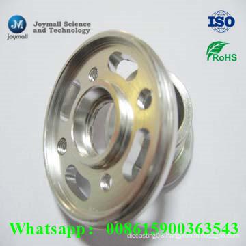 Custom Aluminum CNC Hollow Part