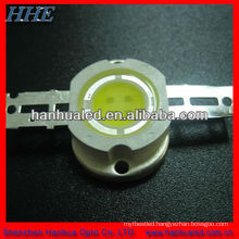 high intensity 5w white high power led chip for car light
