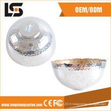 Usine adaptée aux besoins du client professionnelle en métal de fabrication en métal de pièces en métal de fabrication