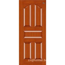 MDF Veneer Moulded Wood Doors (HMY-966)