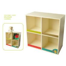 Factory Supply Wooden Storage Case Storage Container Kids Furniture