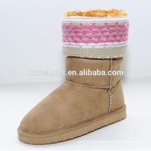Atacado moda neve mulheres Meias Botas Inverno neve botas