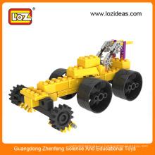 Мультфильм грузовик собрать игрушечный автомобиль дети собирать игрушки