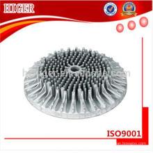 Fabrication en aluminium moulée sous pression lampe LED boîtier vide