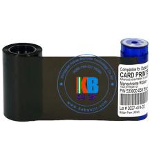 500 images 535000-003 YMCKO CARD COLOR ribbon for datacard CD800 printer