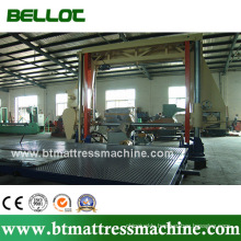 Horizontal Foam or Sponge Cutting Machine