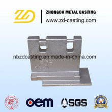 OEM Alloy Steel Lost Wax Casting with Machining