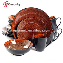 Without lead and cadmium ukraine dinnerware set