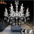 Степень защиты IP20 красивый Кристалл лампы благородных Лампы в зале