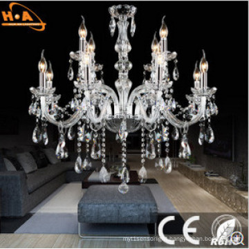 Conference Room Crystal Pendant Lamp