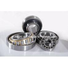 Rolamento de rolo cilíndrico NJ211EM do corpo de bronze de 55X100X21mm NJ