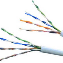 Cable LAN / cable de red / cable UTP Cat 5e (BC)
