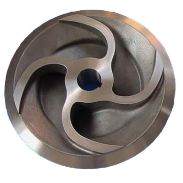 Aluminium Material Casting Part by OEM