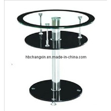 High Quality New Modern Design Glass Coffee Table