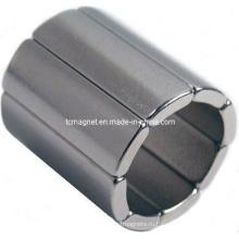 Постоянные неодимемные магниты с никелевым покрытием