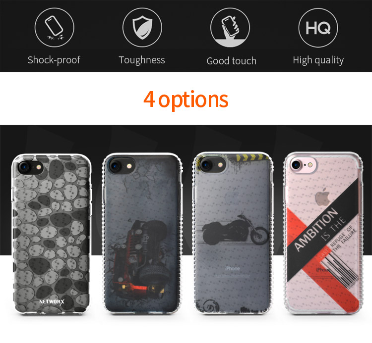 TPU Phone Case for IPhone6 Plus