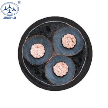wholesale high voltage 1 core 3 core xlpe 11kv power underground cable price