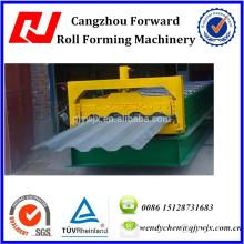 Grande rolo da placa de corpo do automóvel / construção do rolamento que forma a máquina