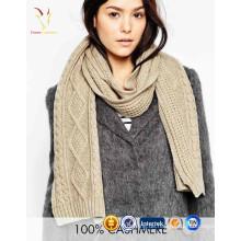 Großhandel Kabel Design Schals für Frauen