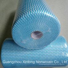 Les lingettes de nettoyage Holdsehold Very Soft et Absorb