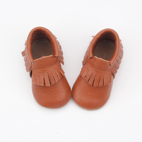 Leather Soft Moccasins