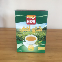 Chá Verde Orgânico Gunpowder 9375A