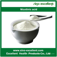 N ° CAS 59-67-6 Acide Nicotinique Vitamine B3