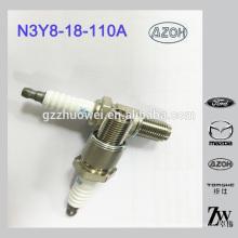 Buena bujía de rendimiento NGK N3Y8-18-110A