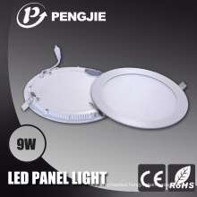 9W White LED Panellight for Home with CE (PJ4026)