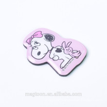 lovely promotional gifts, snoopy fridge magnet,epoxy magnet