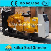 Ventas calientes CE aprobó la garantía global 160kva generador de ATS