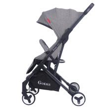 Сверхлегкая детская коляска Компактная коляска, удобная для использования одной рукой
