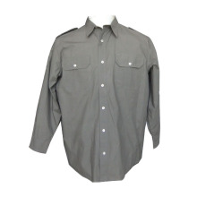 Long Sleeve Customized Work Shirts For Men