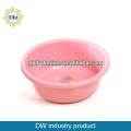 cheap plastic wash basin pink