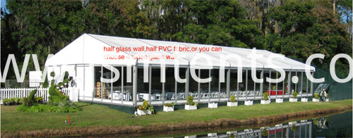 20x30m Aluminum pvc Church Tent