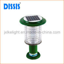 PMMA+ Ss Solar Electric Insect Killer Pillar Lawn Light