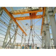 140/25t Double Girder Overhead Crane