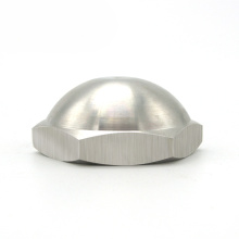 High performance stainless steel decorative hex domed cap nuts