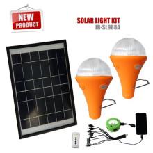 CE y patente largo trabajo Solar, lámpara solar bombilla led
