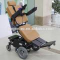Fauteuil roulant motorisé léger approuvé CE