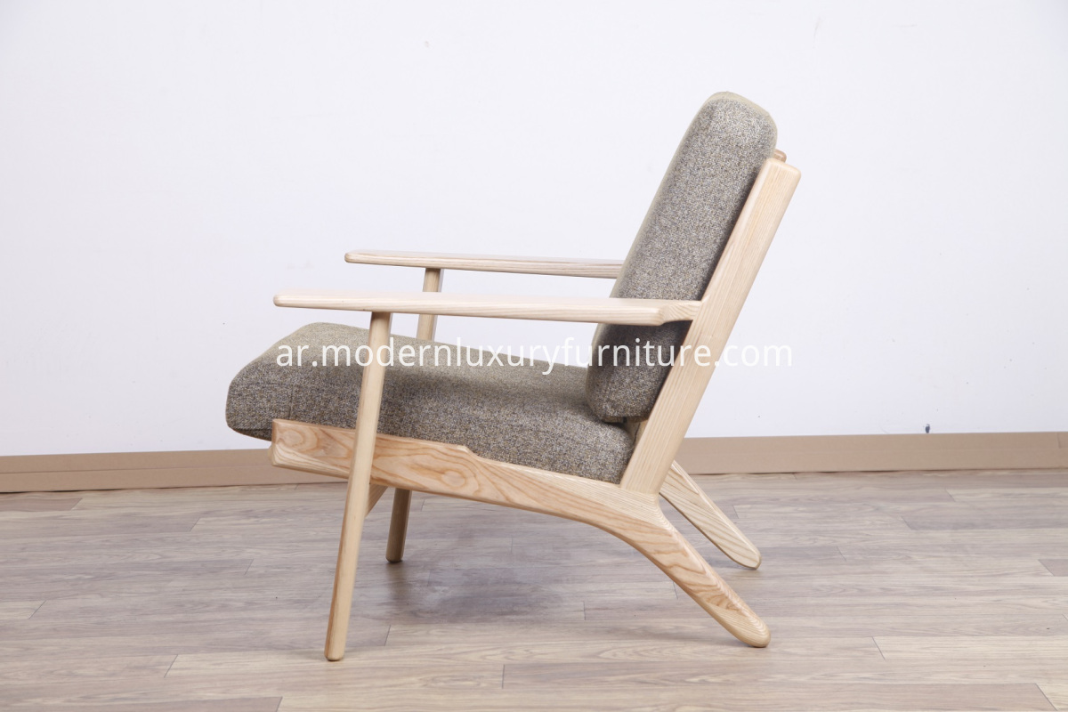 GE290 plank chair reproduction