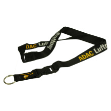 Heat Transfer Printing Lanyard ID Holder Chain