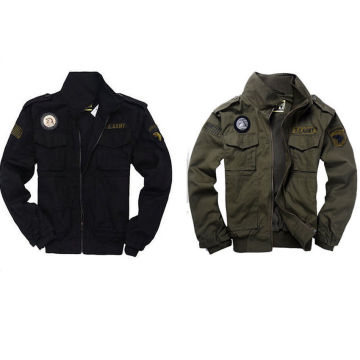Men USA Army Air Force Stylish Military Jacket Bomber Coat