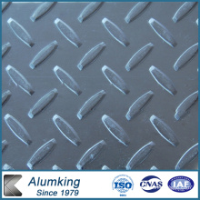 Five Bar Checkered Aluminum/Aluminium Sheet/Plate/Panel 3003/3105