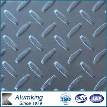 Diamond Checkered alumínio / folha de alumínio / placa / painel para eletricidade