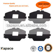 Kapaco Premiun Quality Anti-noise Shim OE 0004209920 pour Mercedes Benz Frein