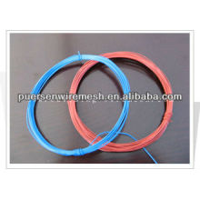 building pvc coated galvanized bingding wire